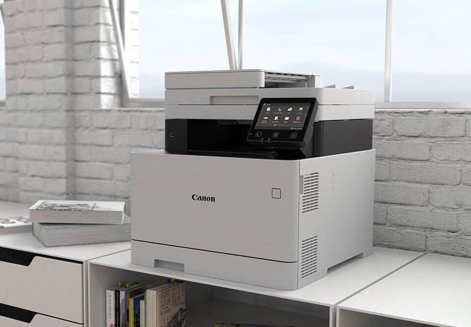 Imprimantes avec écran tactile