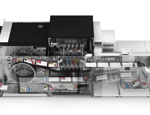 Presses numériques couleur, Canon